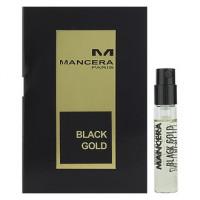 Mancera Black Gold пробник 2 мл